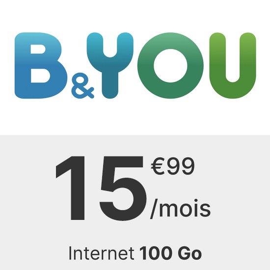 B&You 100 Go