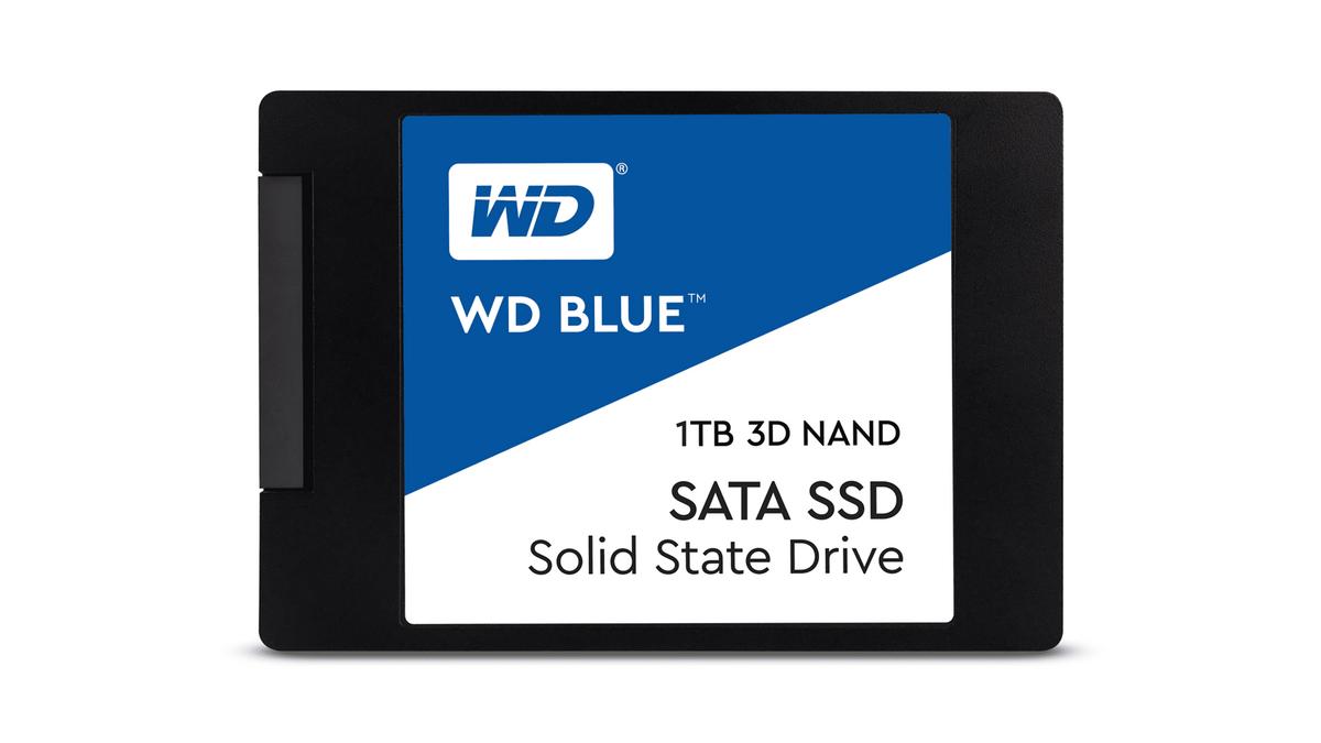 Western Digital Blue 3D