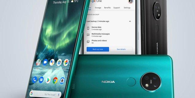 Nokia va lancer une flopée de smartphones entrée et milieu de gamme au premier semestre 2021