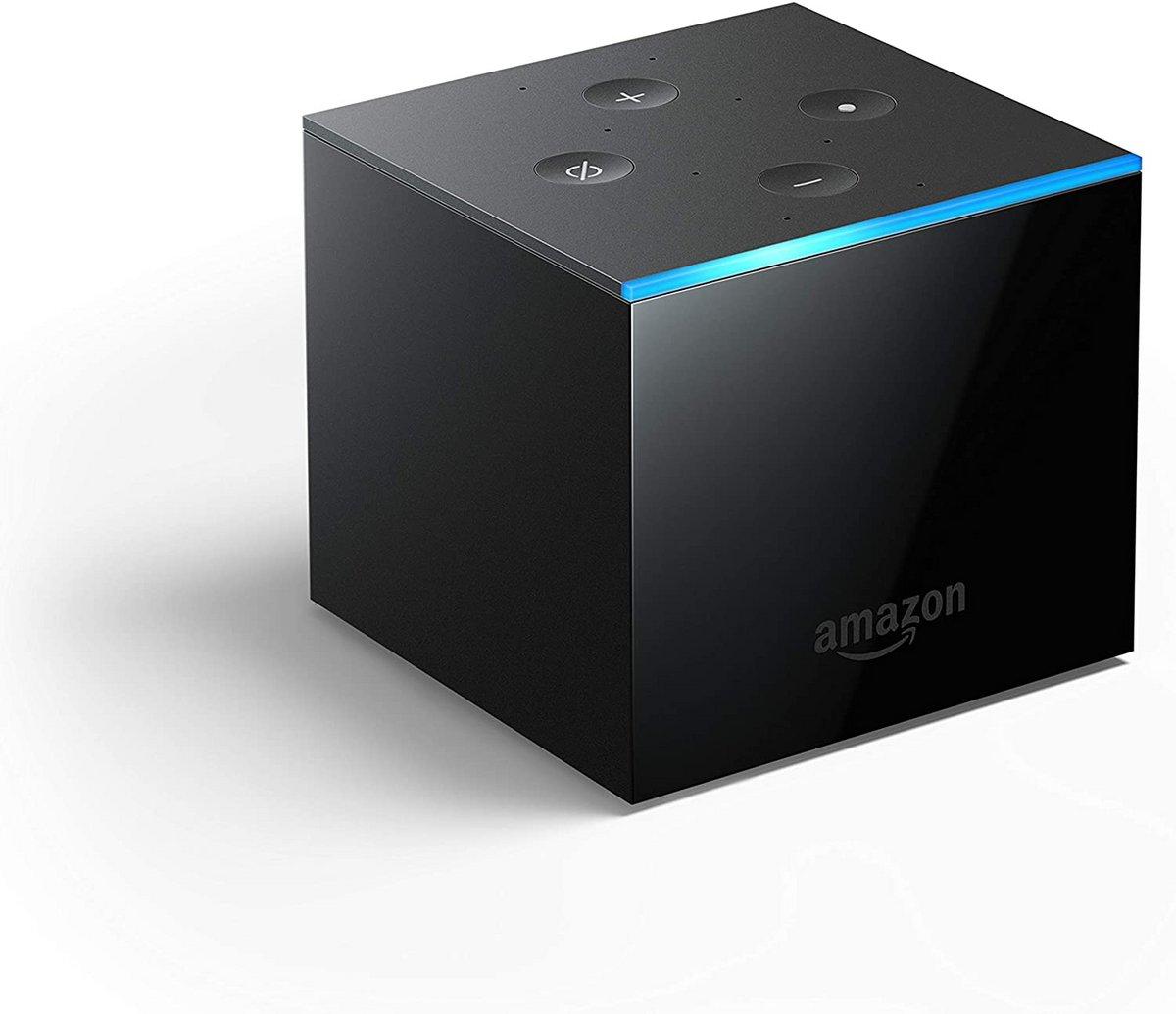 Rendu Fire TV Cube