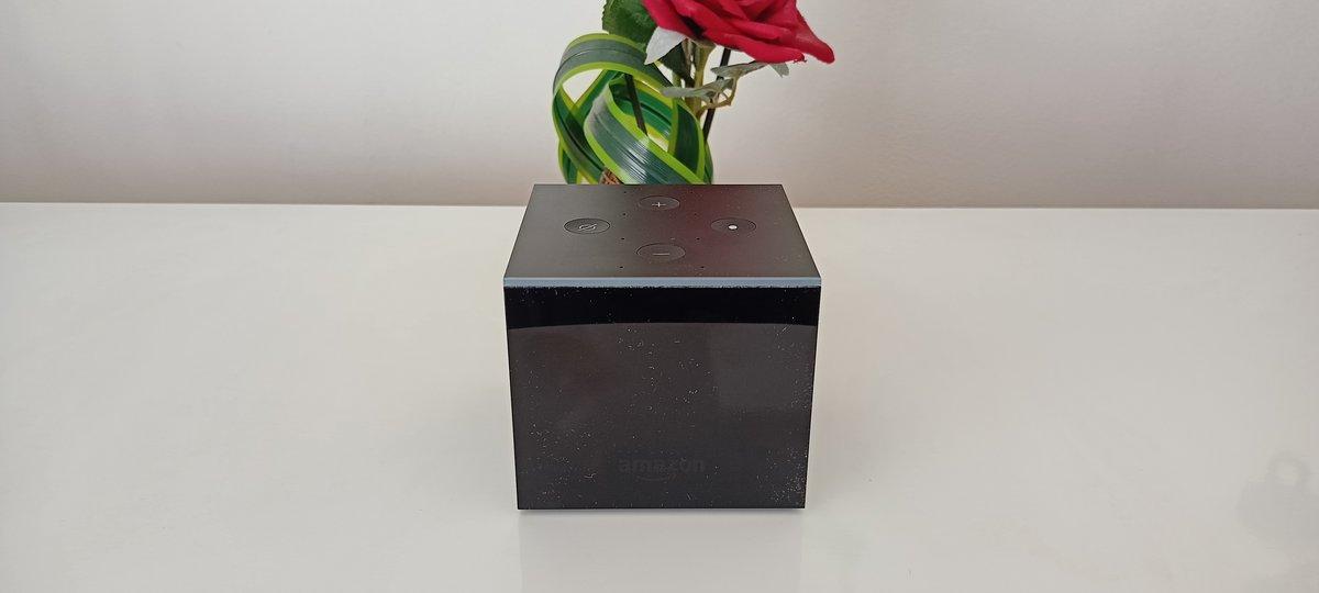 Fire TV Cube - Design