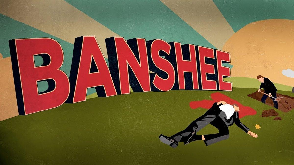 Banshee © Cinemax