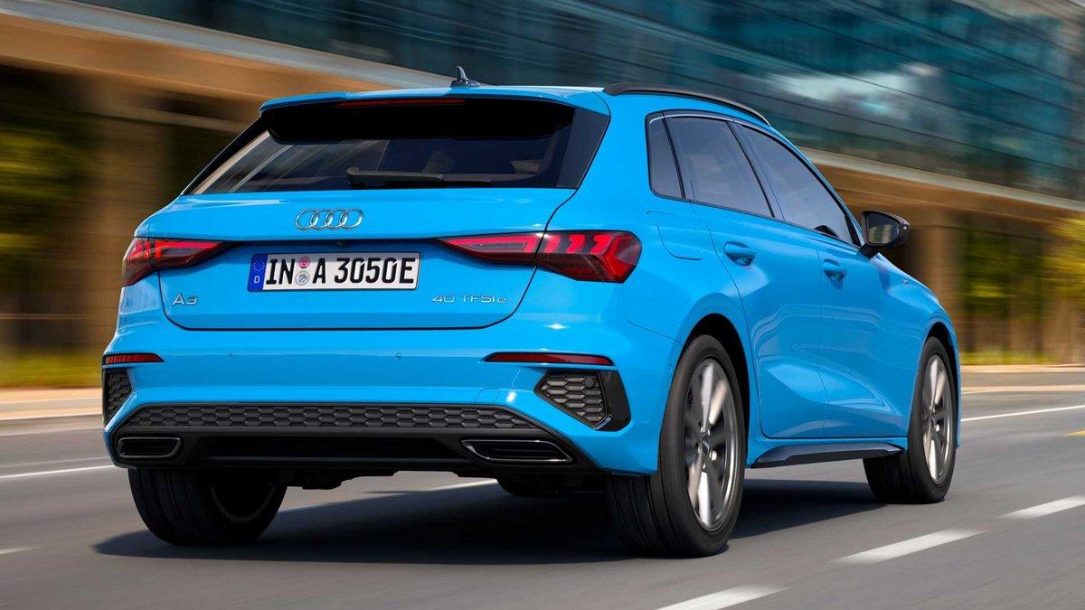 Audi A3 40 TFSIe PHEV © Audi