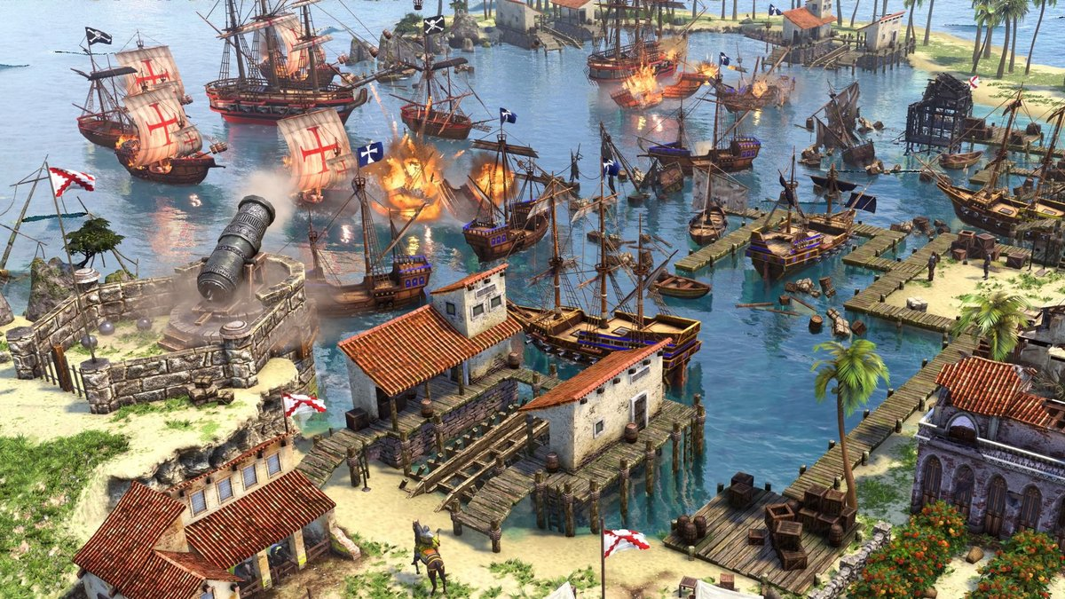 Age of Empires III Definitive Edition © Microsoft