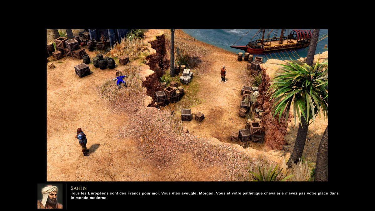 Age of Empires III Definitive Edition © Nerces