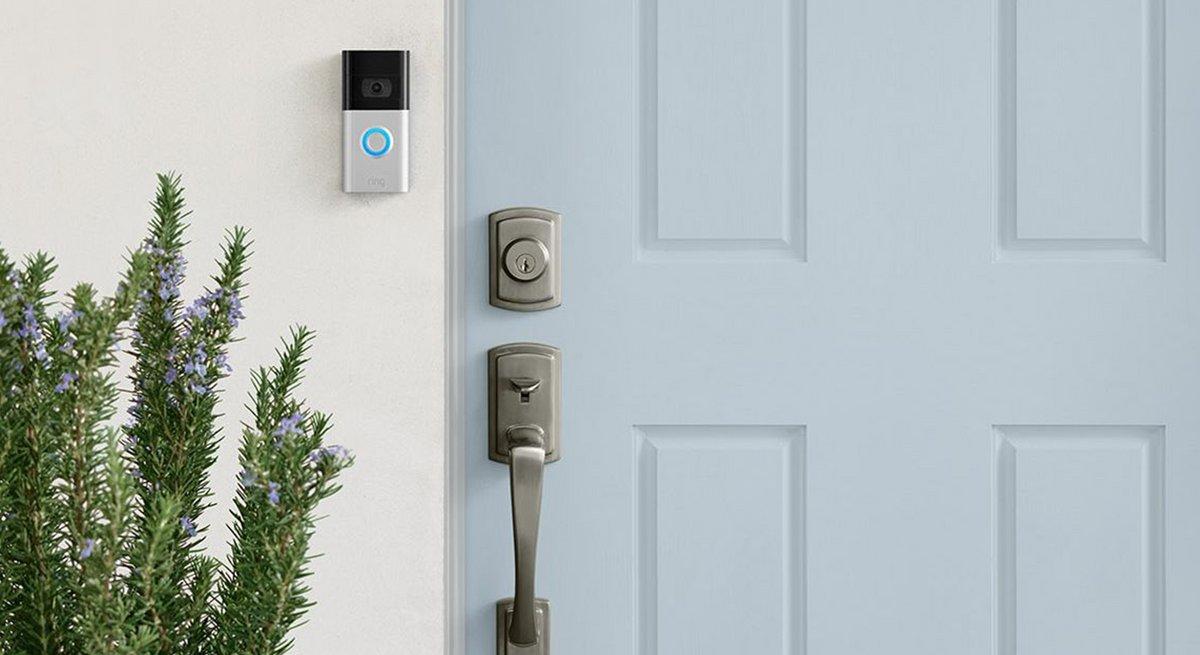 Ring Video Doorbell 3 © David Nogueira