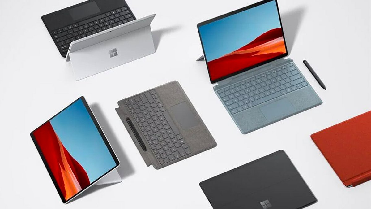Surface Pro X Surface Laptop Go bp