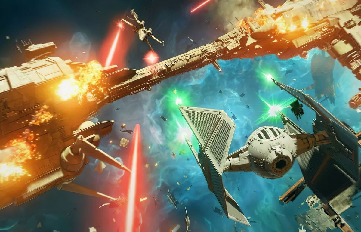 Star Wars Squadrons © Electronic Arts