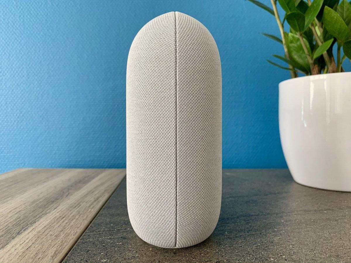 Google Nest Audio © Mathieu Grumiaux pour Clubic