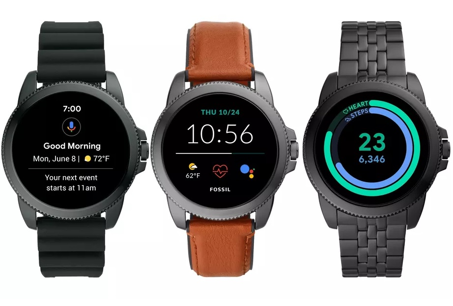 Fossil Wear OS © Fossil