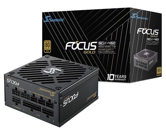 Seasonic Focus SGX-450