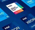 Les GPU Intel Iris fuitent dans un benchmark