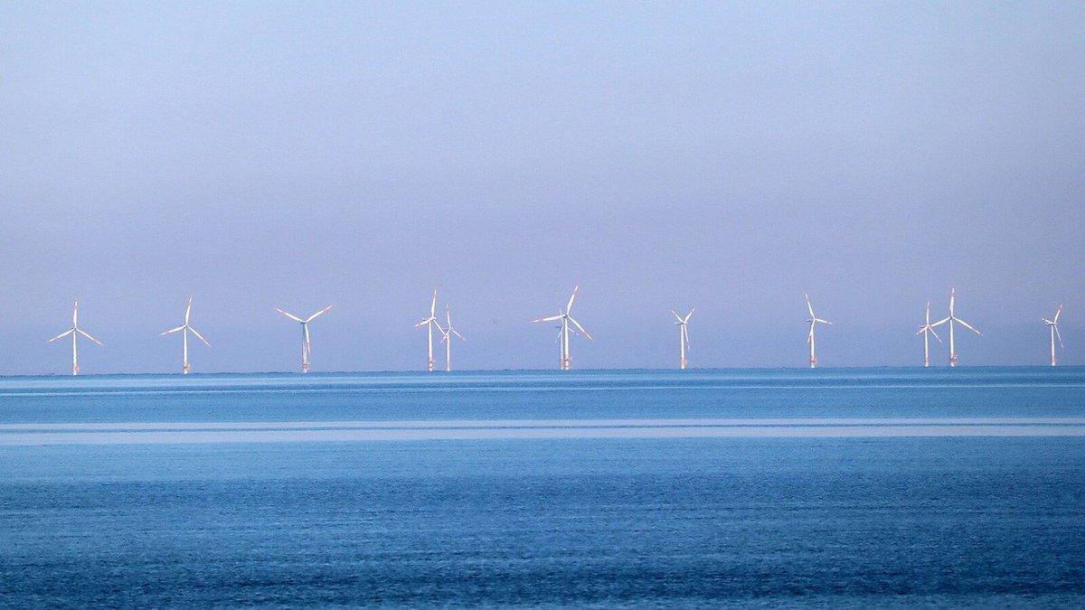 Éolien offshore © Pixabay