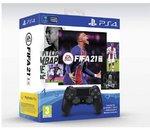 Un pack PS4 avec une manette DualShock 4 et Fifa 21 en précommande à un prix choc !
