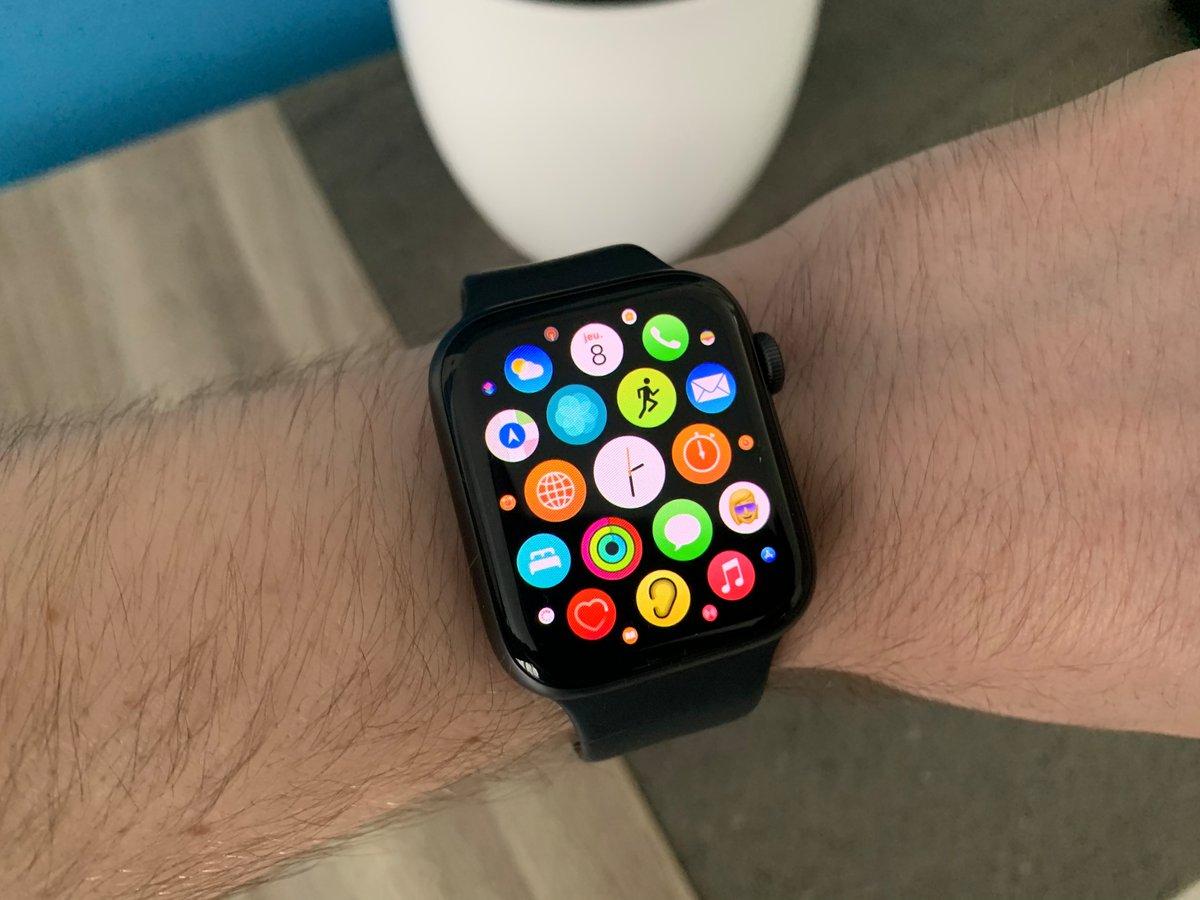 Apple Watch SE © Mathieu Grumiaux pour Clubic