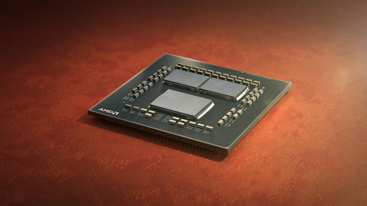AMD Ryzen 5000 + Radeon 6000 © AMD
