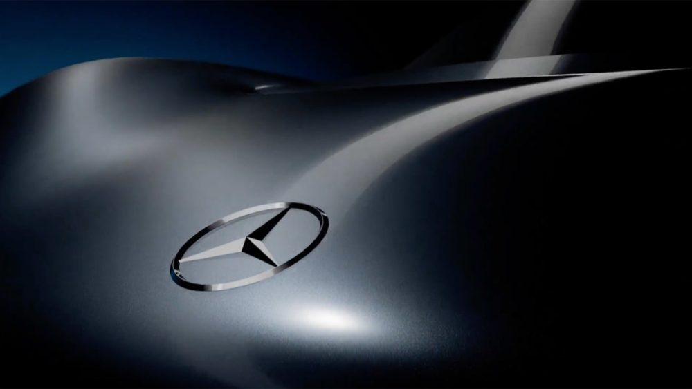 Logo Mercedes © Mercedes-Benz