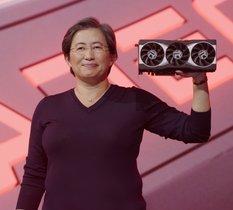 AMD : les caractéristiques des Radeon RX 6000 en fuite