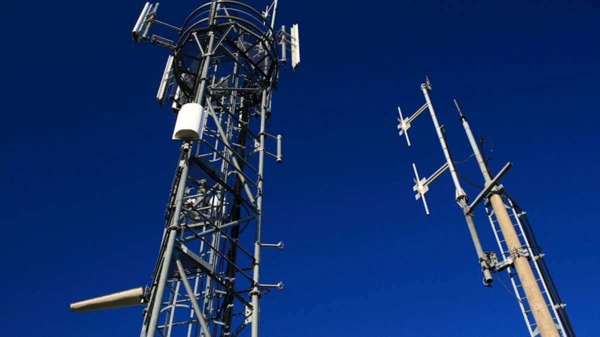 antenne mobile 4G 5G © Orange Belgium