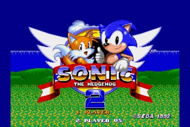 Sonic The Hedgehog 2 © SEGA