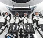 Dernière ligne droite avant le décollage de quatre astronautes sur Crew Dragon
