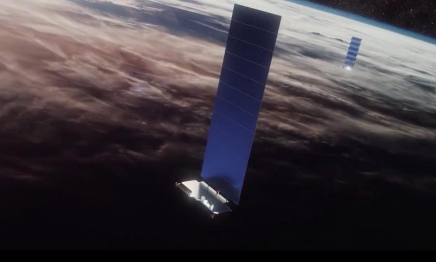 SpaceX active la phase bêta de Starlink, son Internet par satellite, au prix de 99 $ par mois