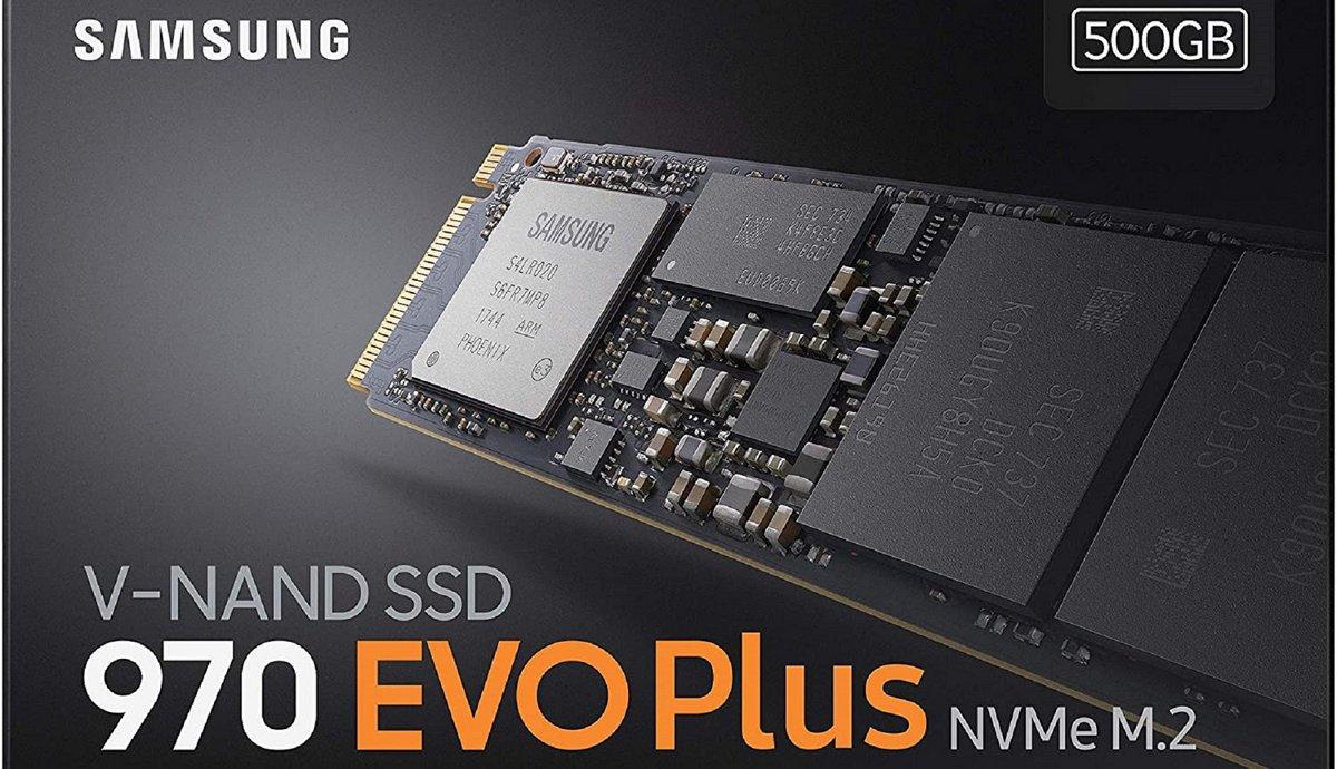 Samsung SSD Interne 970 EVO Plus