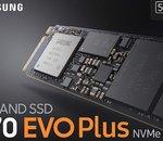 Amazon Prime Day : le SSD interne Samsung 970 EVO Plus NVMe 500Go à moins de 80€ 🔥