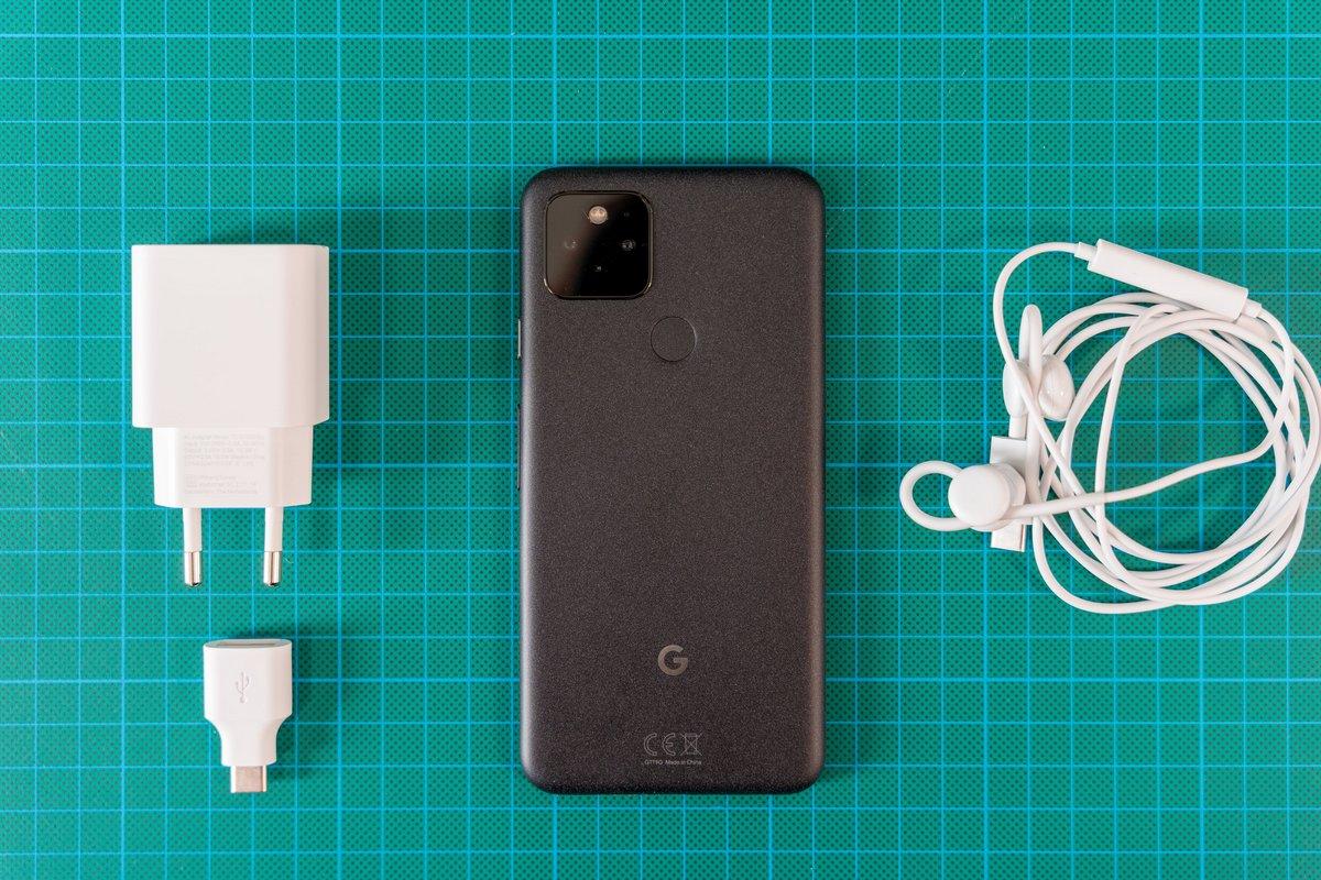 Google Pixel 5 test © © Pierre Crochart pour Clubic