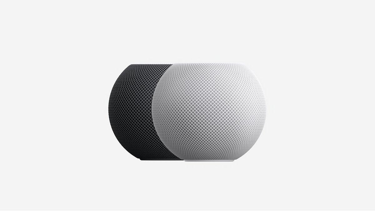 HomePod Mini © Apple