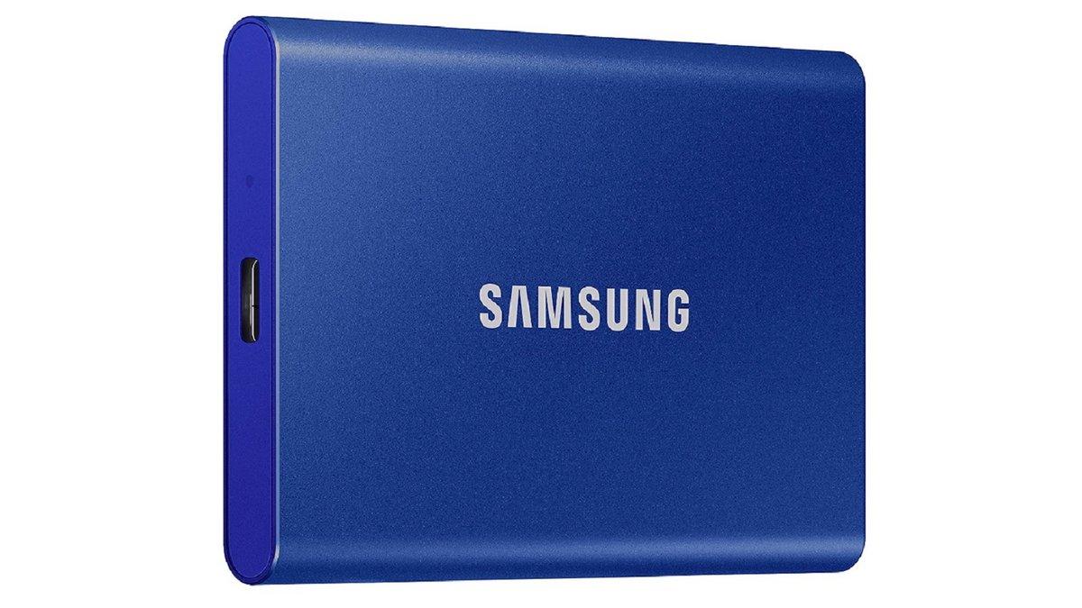 SSD Samsung T7