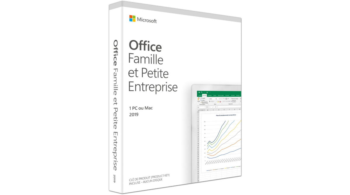 Office Famille Petite Entreprise 2019