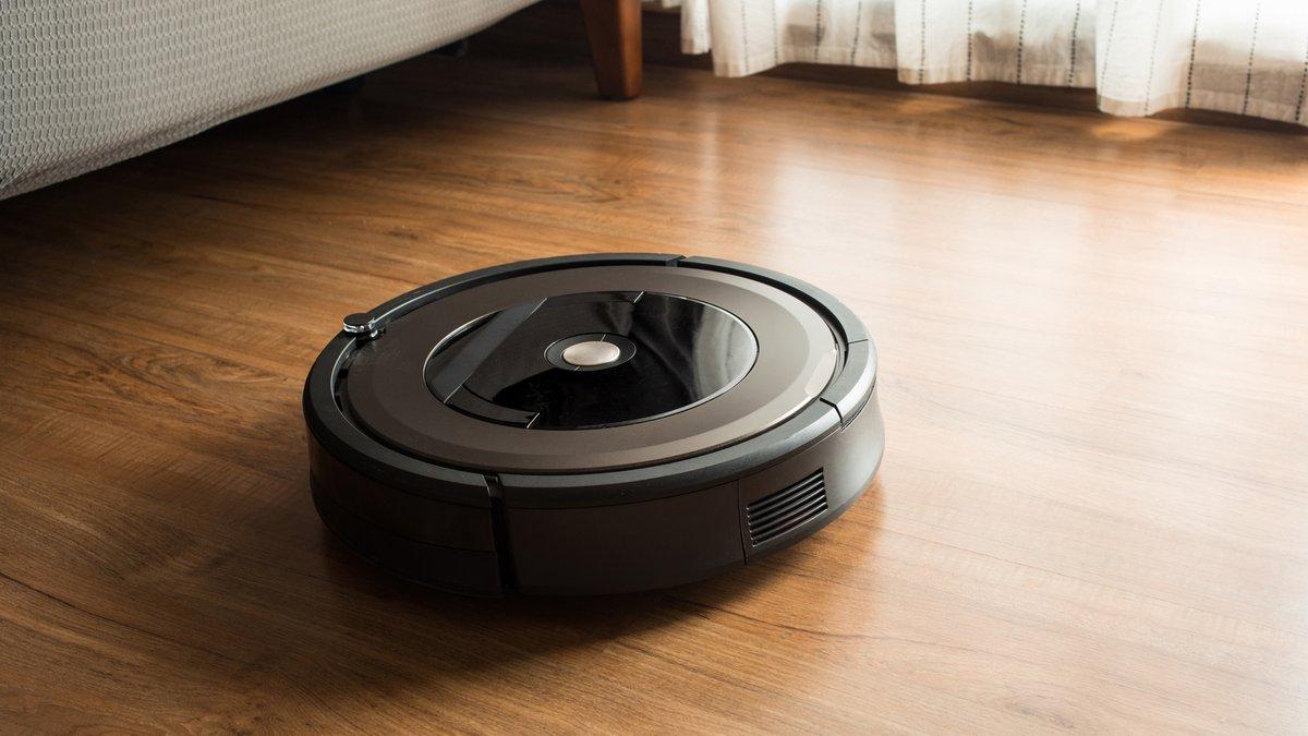 Aspirateur robot iRobot