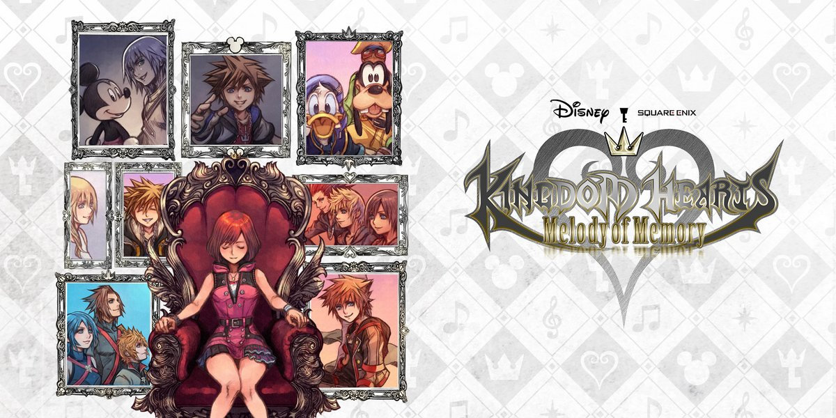 Kingdom Hearts Melody Memory