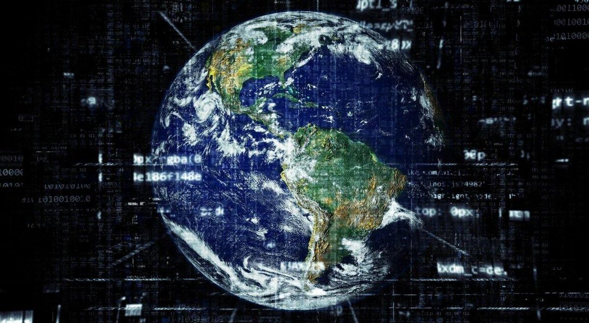 planète cybersécurité © Pixabay