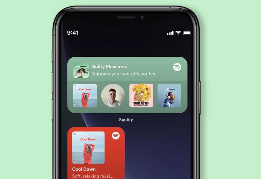 iOS Spotify