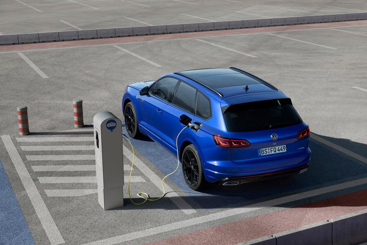 Touareg R PHEV © VW