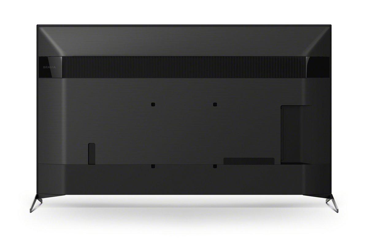Sony KD-65XH9505 arrière