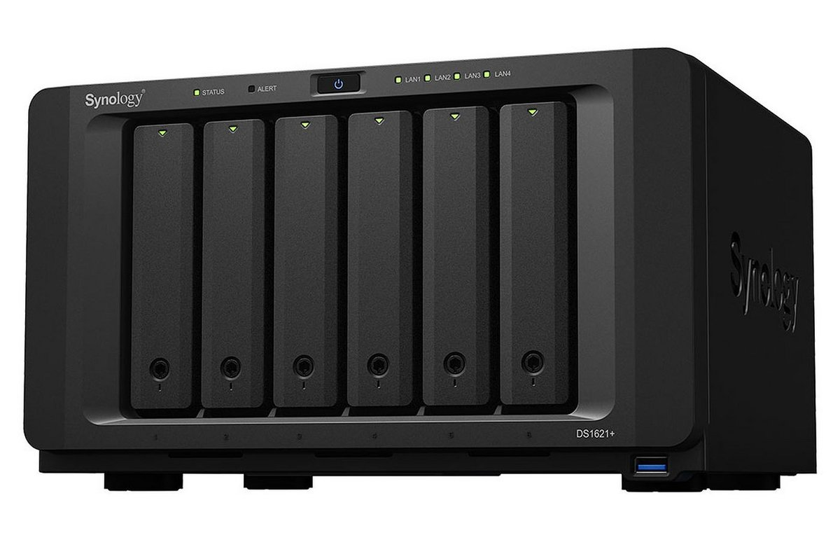 Synology DS1621+ © Synology