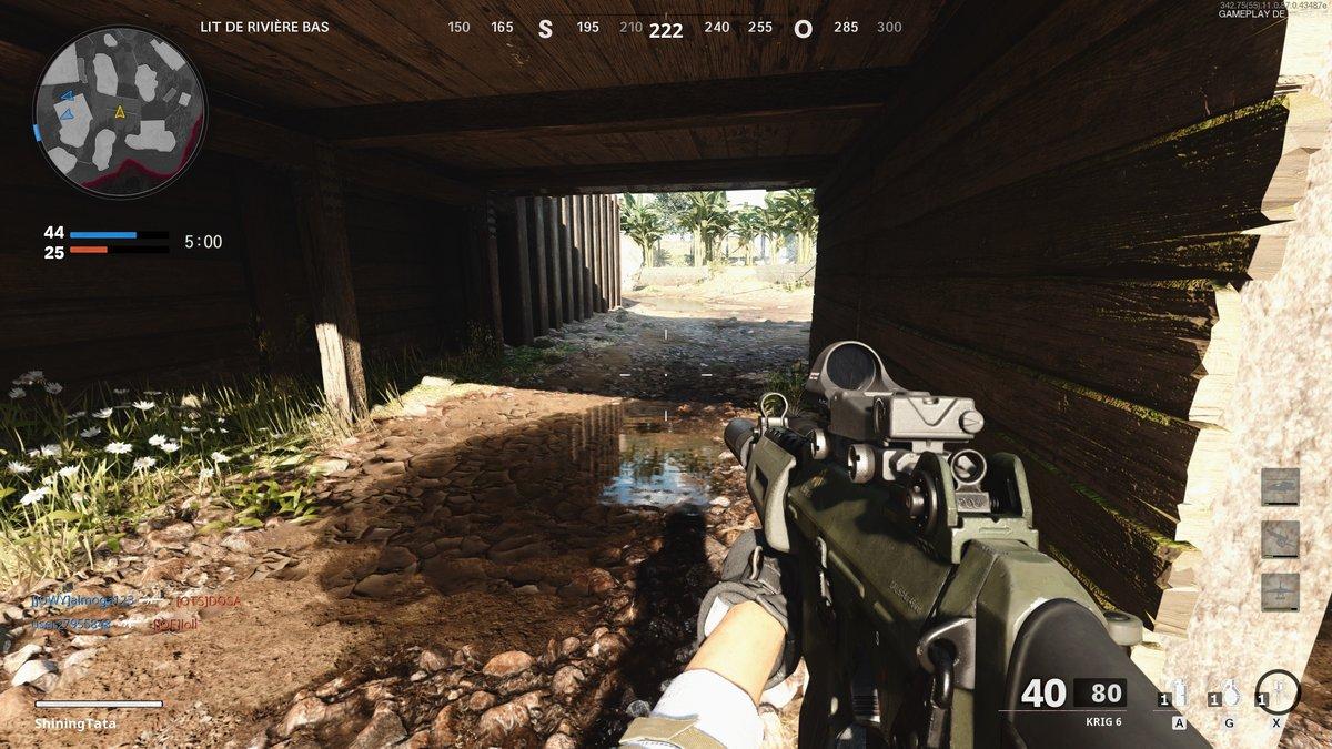 Call of Duty Black Ops Cold War bêta PC