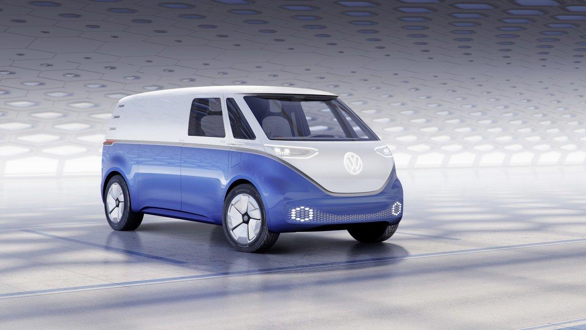 Volkswagen ID.Buzz © Volkswagen