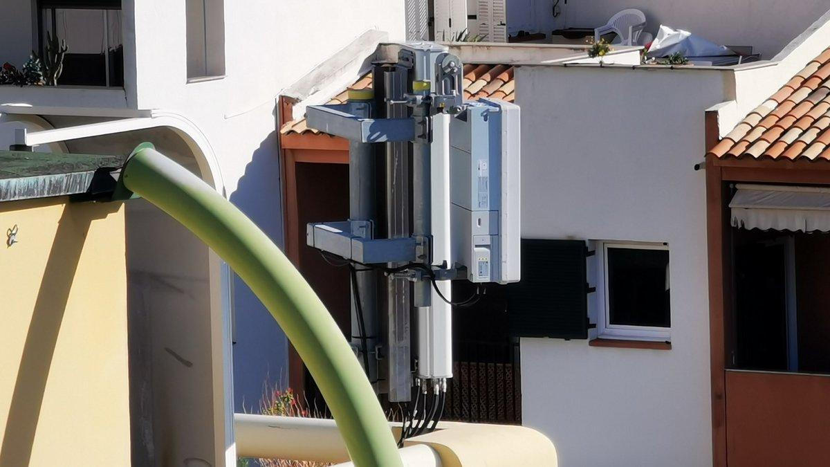 antennes 4G 5G Monaco © Alexandre Boero pour Clubic