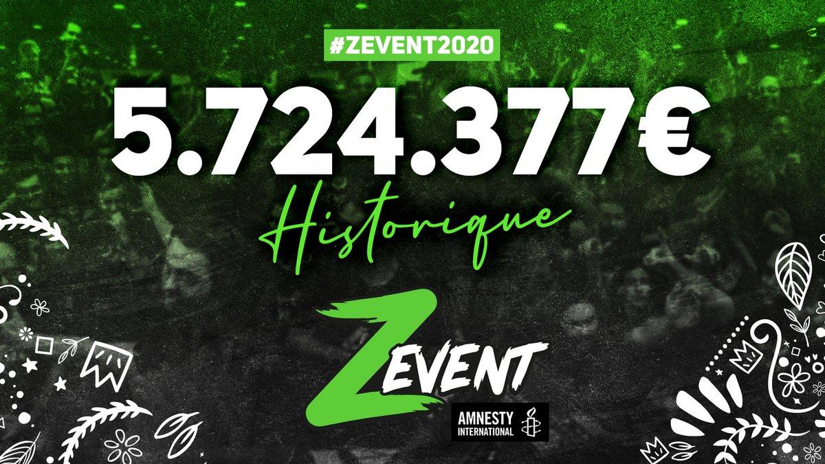 Z Event record 2020