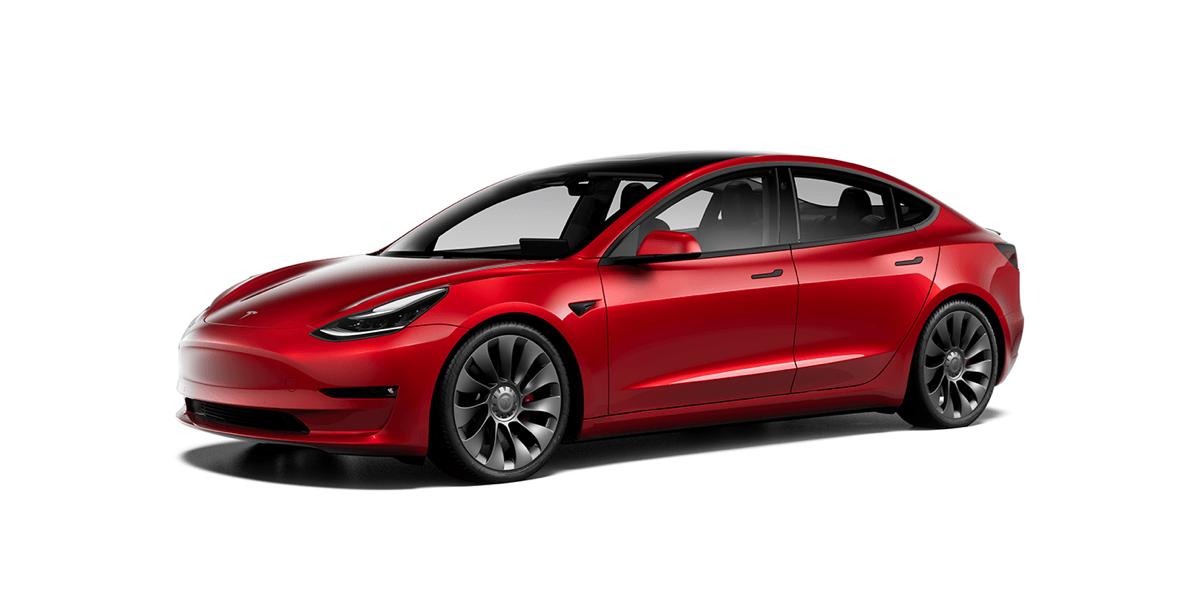 Tesla Model 3 2021 © Tesla
