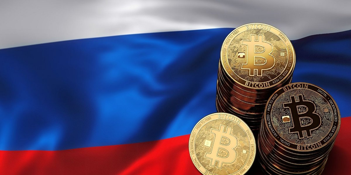 Russie Cryptomonnaies