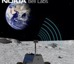 Nokia installera un réseau 4G sur la Lune pour la NASA