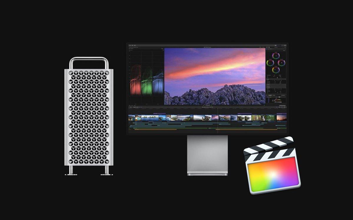 Final Cut Pro X © Apple