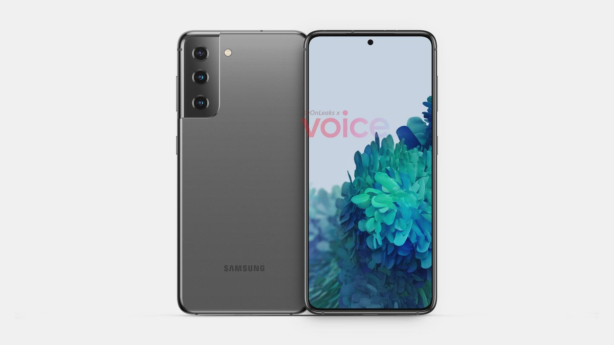 Samsung Galaxy S21 ou S30