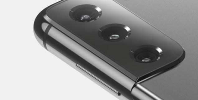 Des premiers rendus du Galaxy S21 (S30 ?) fuitent avec un nouveau design de module photo