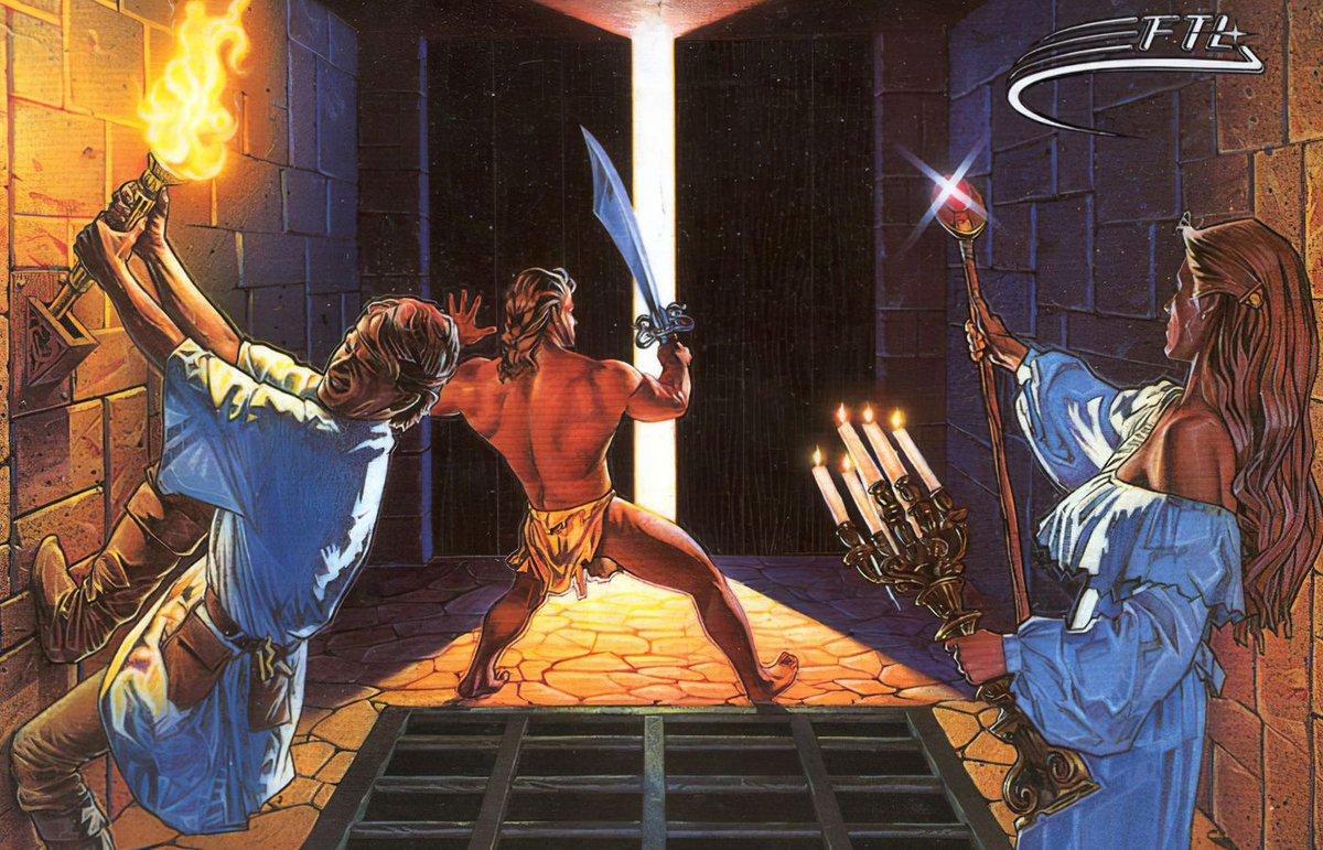 Dungeon Master © FTL Games